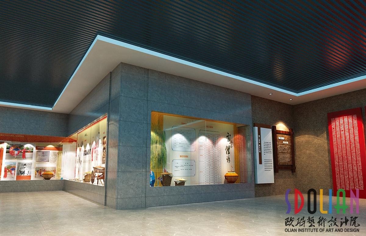 沂南历史文化展厅